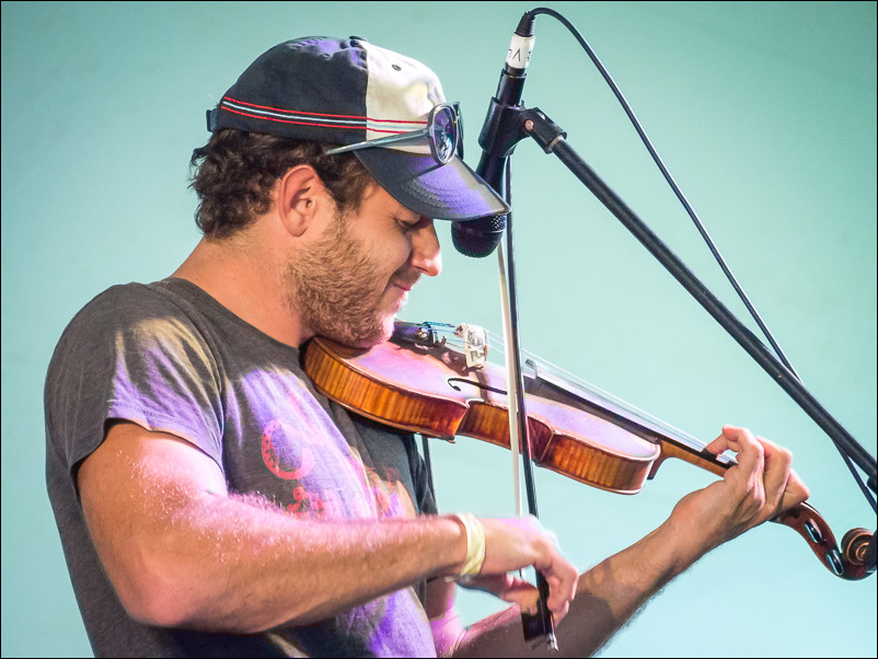 Fiddle player at Grey Fox Music Festival. Olympus 40-150 at 150mm and f5.6