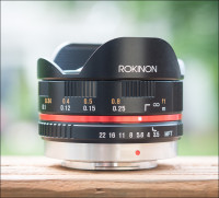 Rokinon 7.5mm Fisheye Review