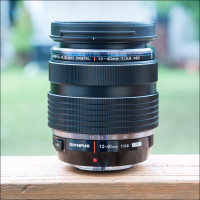 Olympus 12-40mm f/2.8 Review